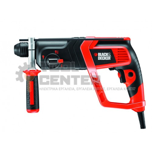 BLACK & DECKER KD985KA ΠΙΣΤΟΛΕΤΟ SDS-Plus 800w (#KD985KA-QS)