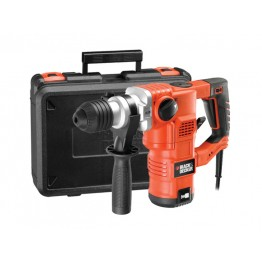 BLACK & DECKER KD1250K ΠΝΕΥΜΑΤΙΚΟ ΠΙΣΤΟΛΕΤΟ SDS-Plus 1250W 3.5 Joule (#KD1250K-QS)