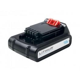 BLACK & DECKER BL1518 18V ΜΠΑΤΑΡΙΑ ΛΙΘΙΟΥ 1.5Amp (#BL1518)