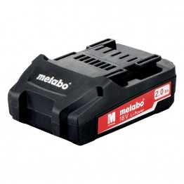 METABO LI-POWER 18V 2.0Ah ΜΠΑΤΑΡΙΑ ΛΙΘΙΟΥ (#6.25596.00)