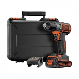 BLACK & DECKER ASD184K-QW ΔΡΑΠΑΝΟ AUTOSENSETM™ 18V (#ASD184K)