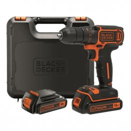 BLACK & DECKER BDCDC18KB-QW ΔΡΑΠΑΝΟ 18V 2 x 1.5Ah (BDCDC18KB)