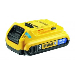 DEWALT DCB183B 18V 2Ah XR Li-Ion Tool Connect Bluetooth ΜΠΑΤΑΡΙΑ (#DCB183B)