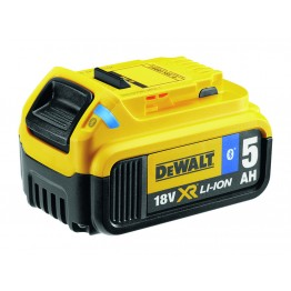 DEWALT DCB184B 18V 5Ah XR Li-Ion Tool Connect Bluetooth ΜΠΑΤΑΡΙΑ (#DCB184B)