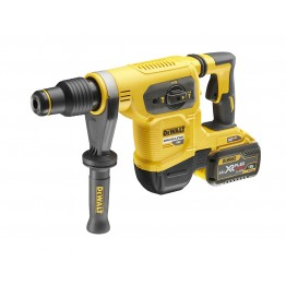 DeWALT DCH481X2 54V BRUSHLESS XR FLEXVOLT ΠΙΣΤΟΛΕΤ0 SDS-MAX 6.1J 2 X 9.0Ah (#DCH481X2-QW)