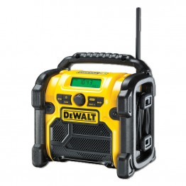 DeWALT DCR020 XR Li-lon ΡΑΔΙΟΦΩΝΟ DAB+/FM ΣΚΕΤΟ ΣΩΜΑ (#DCR020)