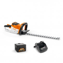 STIHL HSA 56 COMPACT ΣΕΤ ΨΑΛΙΔΙ ΜΠΟΡΝΤΟΥΡΑΣ ΜΕ ΜΠΑΤΑΡΙΑ & ΦΟΡΤΙΣΤΗ 36V (#45210113510)